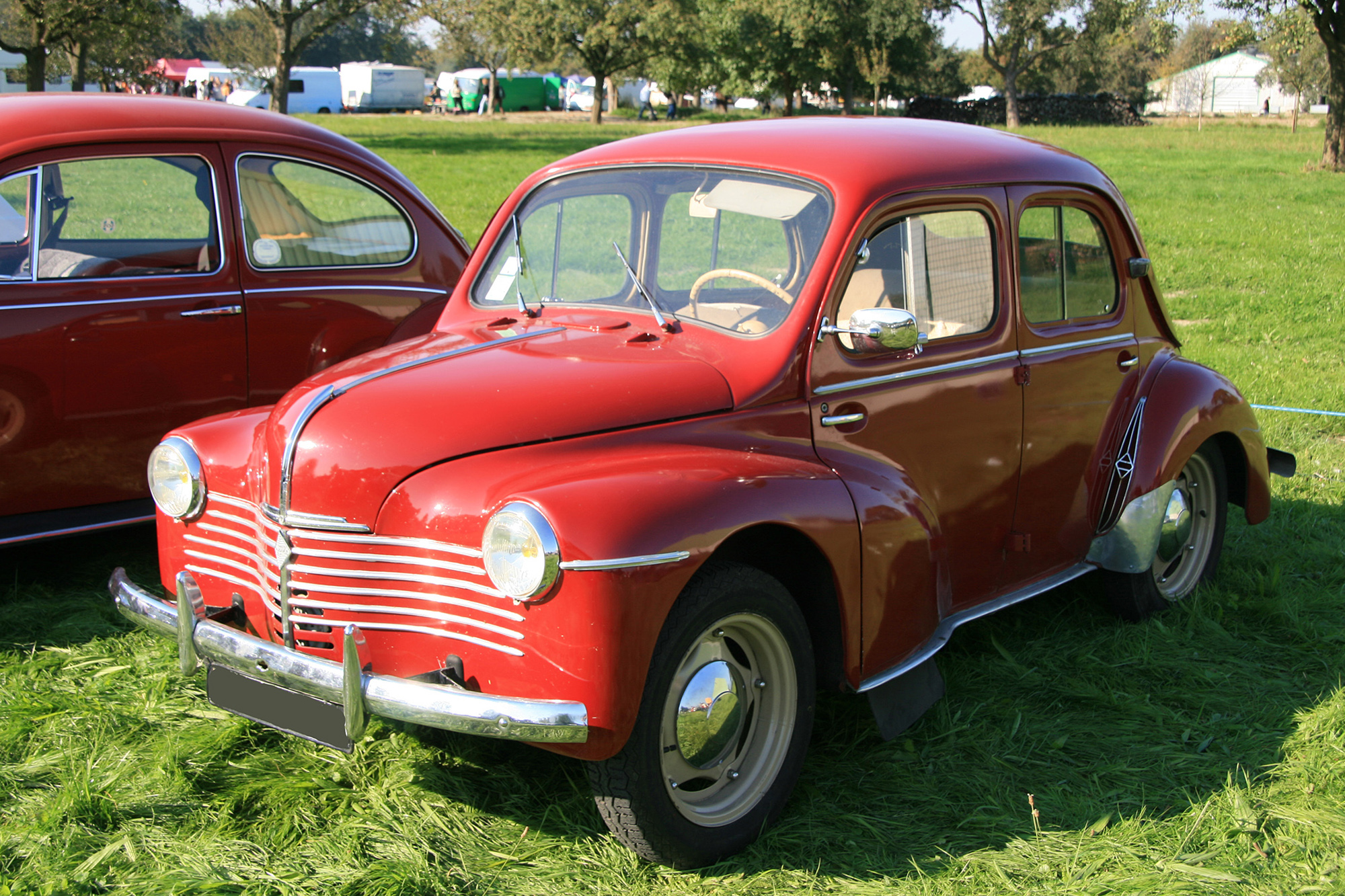 description du v u00e9hicule renault 4cv