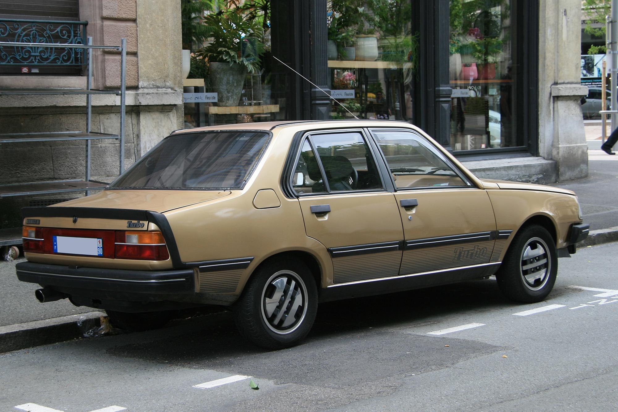 Description Du Vehicule Renault 18 Type 2 Encyclopedie Automobile Encyclautomobile Fr