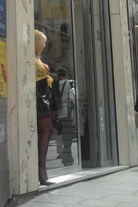 Prostituée avenue louise